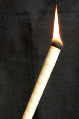 Lighted Ear Candle