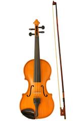Violino con archetto