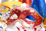 Carnival accessories poster