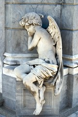 Un piccolo angelo tra noi. Recoleta - Benos Aires