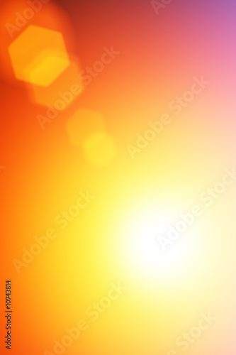 poster of Abstract flare background