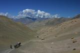 Ladakh - La caravane au col - 2 poster