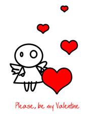 st.Valentine angels1
