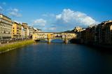 Ponte Vecchio, Florence, Italy poster