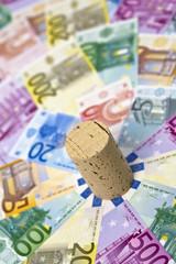 Wein und Geld