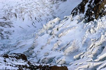 glacier alpin