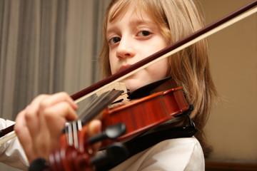 violine music play