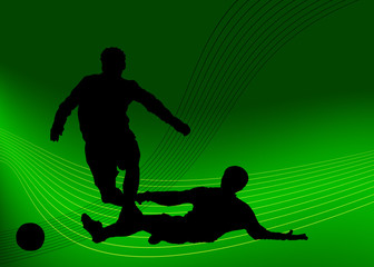 Calciatori - Soccer players
