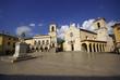Norcia: Piazza e Basilica di S. Benedetto 2