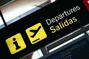 salidas departures5