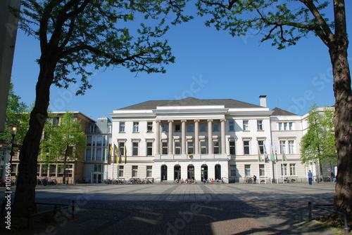 Rathaus - Stadtpalais der Seidenbarone - Krefeld
