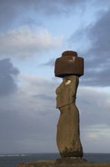 Ahu Tahai in Easter Island