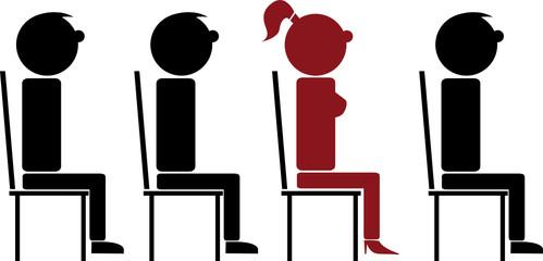 seduti in attesa