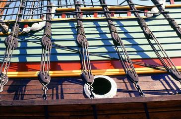 Batavia ship in Leleystad