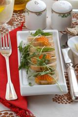 Salame di trota - Secondi di pesce - Trentino Alto Adige