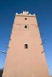 Minaret of the Sidi Ali Ou Saïd mosque
