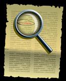 detective investigation poster