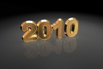 Goldenes Jahr 2010