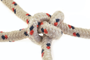 knot rock climber.