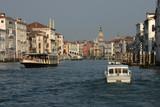 Venise - Circulation sur le grand canal poster
