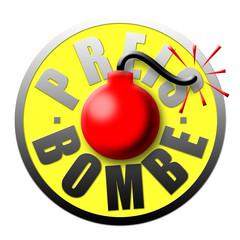 Preis-Bombe-Button