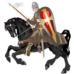 cavaliere medioevale