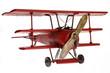 Red Fokker Triplane - 11058414