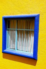 Rustic window, San Miguel de Allende, Mexico