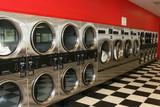 Laundromat Dryers poster