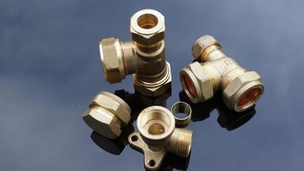 Plumbing joints