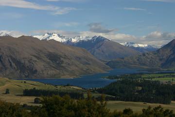 Wanaka - Lac et Montagnes