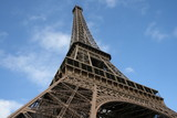 eiffel ,monument ,paris ,tour ,tower,eifel,acier,ciel poster