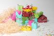 Paquets de cadeaux- Noël ou anniversaire