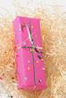 Le cadeau rose - saint valentin