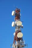 Telecommunications antenna poster
