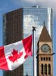 Canadian buildings in Toronto