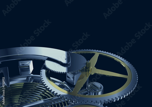 Meccanismo di orologeria