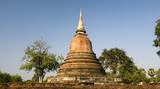 Chedi - Sukhothai Historical Park poster