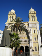 cathedrale de tunis
