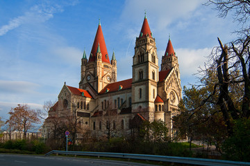 Assisi Kirche Wien