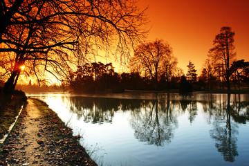 paris lac daumesnil bois de vincennes