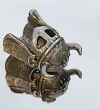 Helmet of Viking poster