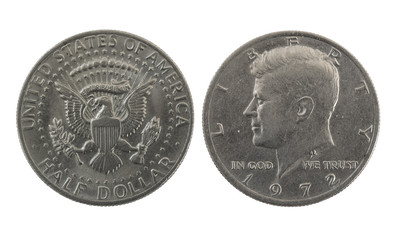 mezzo dollaro