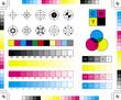 CMYK Printing Elements / Printing Marks - 11149491