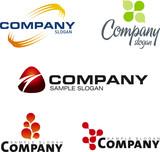 Fototapety Branding / Logo Templates
