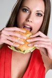 Fast Food Girl poster