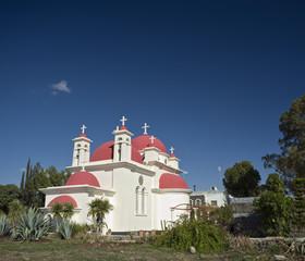 Greek Orthodox Church Capernaum