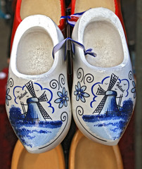 wooden shoes for children