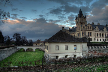 Castle Grafenegg