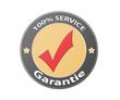 100% Service fett